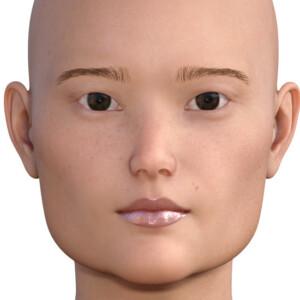 エラの張った四角い顔・大きい顔・似合う髪型がわからない!