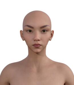 似合う髪型・逆三角形0