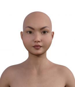 似合う髪型・丸顔0
