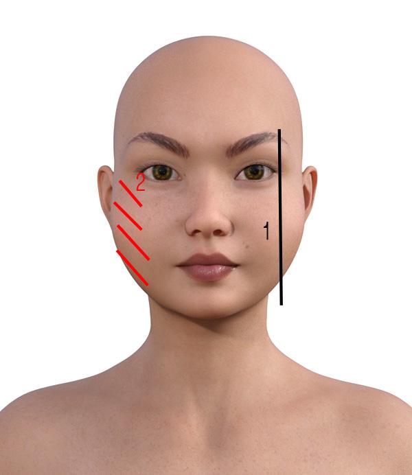 顔型診断で髪型100-2