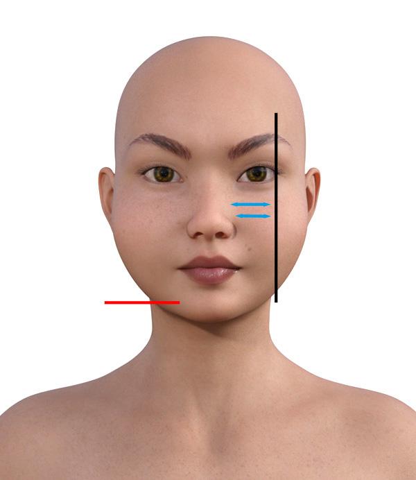 顔型診断で髪型100-4
