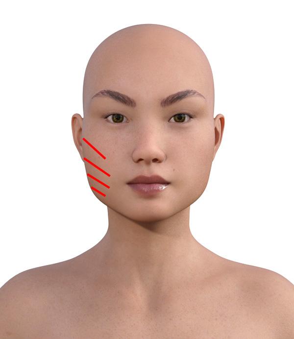 顔型診断で髪型102-
