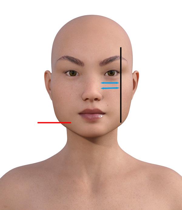 顔型診断で髪型102-4