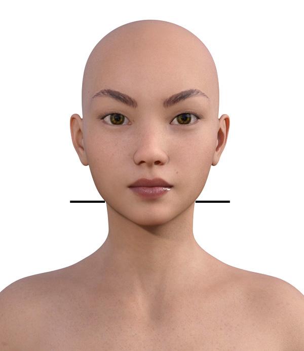 顔型診断で髪型104-4